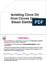 05 - Steam Distillation