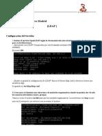 Servidor Autentificación LDAP