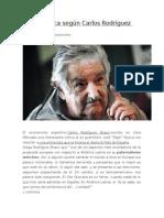 Crítica a Pepe Mujica