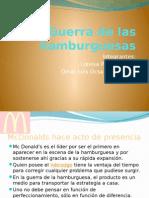 Guerra de las hamburguesas