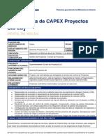 RP Especialista Capex