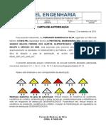 Autorização Para Trabalhos No SEP
