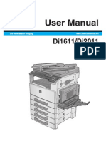 Di1611 Di2011 User Manual Incl. AD-17