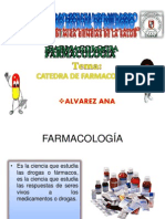 farmocologia