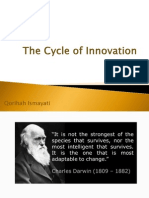 The Cycle of Innovation