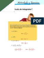 Cálculo de Integrales