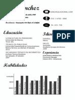 CV Jose Sanchez