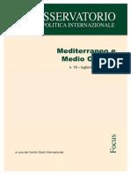 Focus CeSI Mediterraneo 19