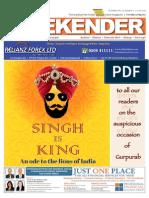 Indian Weekender 31 October 2014