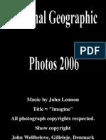 National Geographics Photos 2006