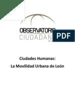 OCL Estudio Movilidad