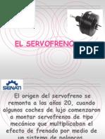 Exposicion Tecnología Servofreno