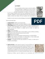 Novelas de Caballería y El Quijote