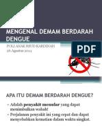 Mengenal Demam Berdarah Dengue