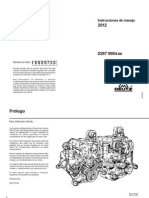 Deutz 2012 Manual Servicio Español