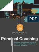 Principal Coaching eBook