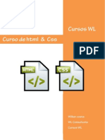 Apostila HTML Css