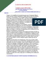 El Manual Del Kaminante (III)