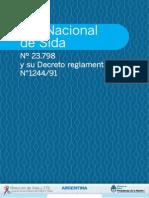 Ley Nacional Sida