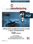 SOP-TN-002 T60 Operation and Service Manual