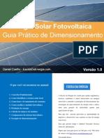 Escola Da Energia Energia Fotovoltaica Guia Prático de Dimensionamento