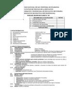Plan de Sesión Prácticas - 03