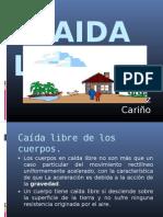 Power Caida Libre