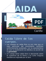 Power Caida Libre