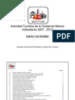 Indicadores ENE DIC 2007-2013