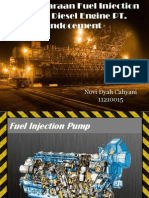 Presentation Fuel Injection Pump