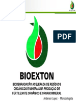 Biodegraçao Acelerada de Residuos