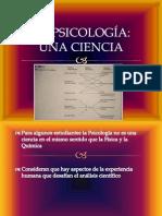 La Psicología_ Una Ciencia