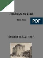 Arquitetura No Brasil