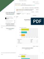 Análisis de SurveyMonkey - CUM ROCKETS