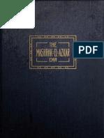The Mashrak-El-Azkar by C. M. Remey (Hand of the Cause of God)