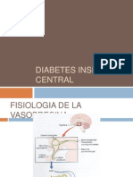 Diabetes Insipida Central