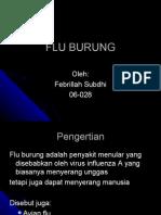 febrillah subdhi - Flu Burung