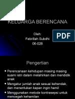 febrillah subdhi - KELUARGA_BERENCANA