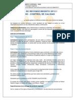 Guia de Actividades y Rubrica de Evaluacion Reconocimiento 2013 1