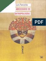Abecedario de Antropologia Fragmento