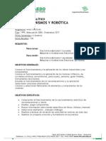 Servomecanismos y Robotica