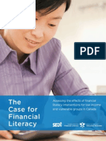 The Case for Financial Literacy En