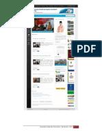 Interface Website Dinas Komunikasi dan Informatika Provinsi Riau dengan CSS Bootstrap by Edi Ismanto