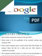 Presentation on Google Case Study