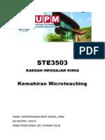Kemahiran Microteaching