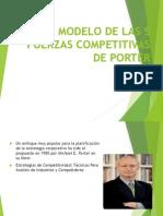 Modelos 5 Fuerzas de Porter