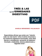 Estres vs Enfermedades Digestivas.
