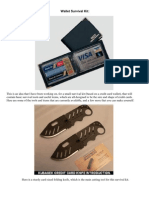 A Long-Term Survival Guide - My Wallet Survival Kit