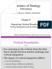 Chapter 4 - Integration and Its Alternatives