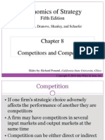 Chapter 5 - Competitors and Competition
